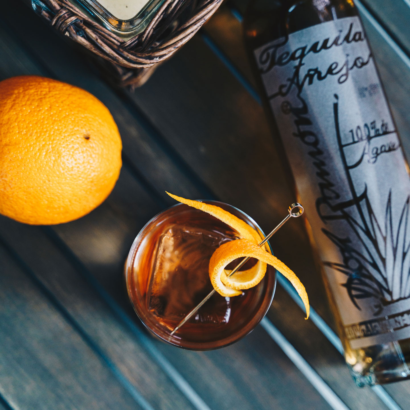 THE OAXACAN OLD FASHIONED