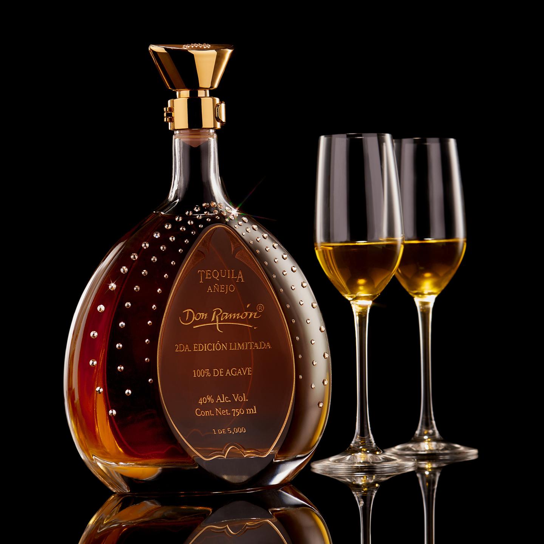 Tequila Don Ramón Punta Diamante Añejo