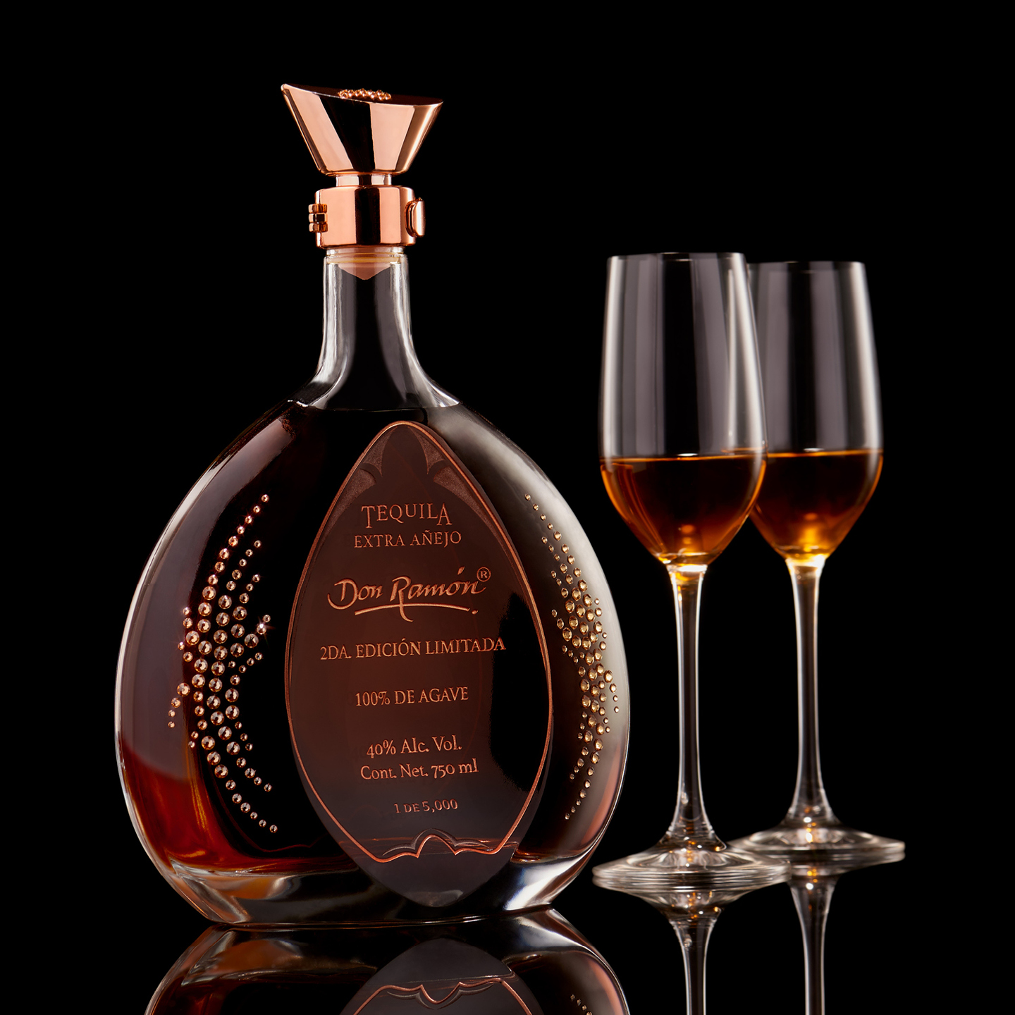 Bottles Of Don Ramón Limited Edition