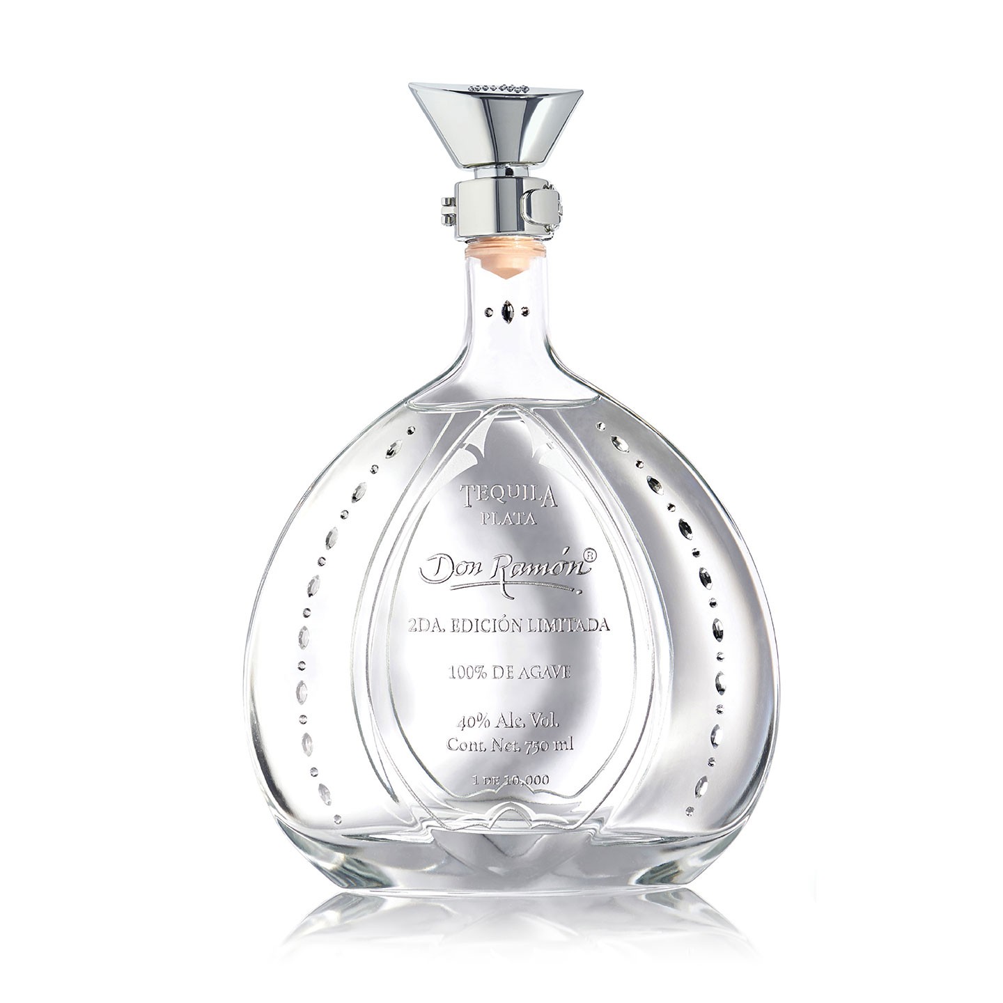 Tequila Don Ramón Limited Edition Plata