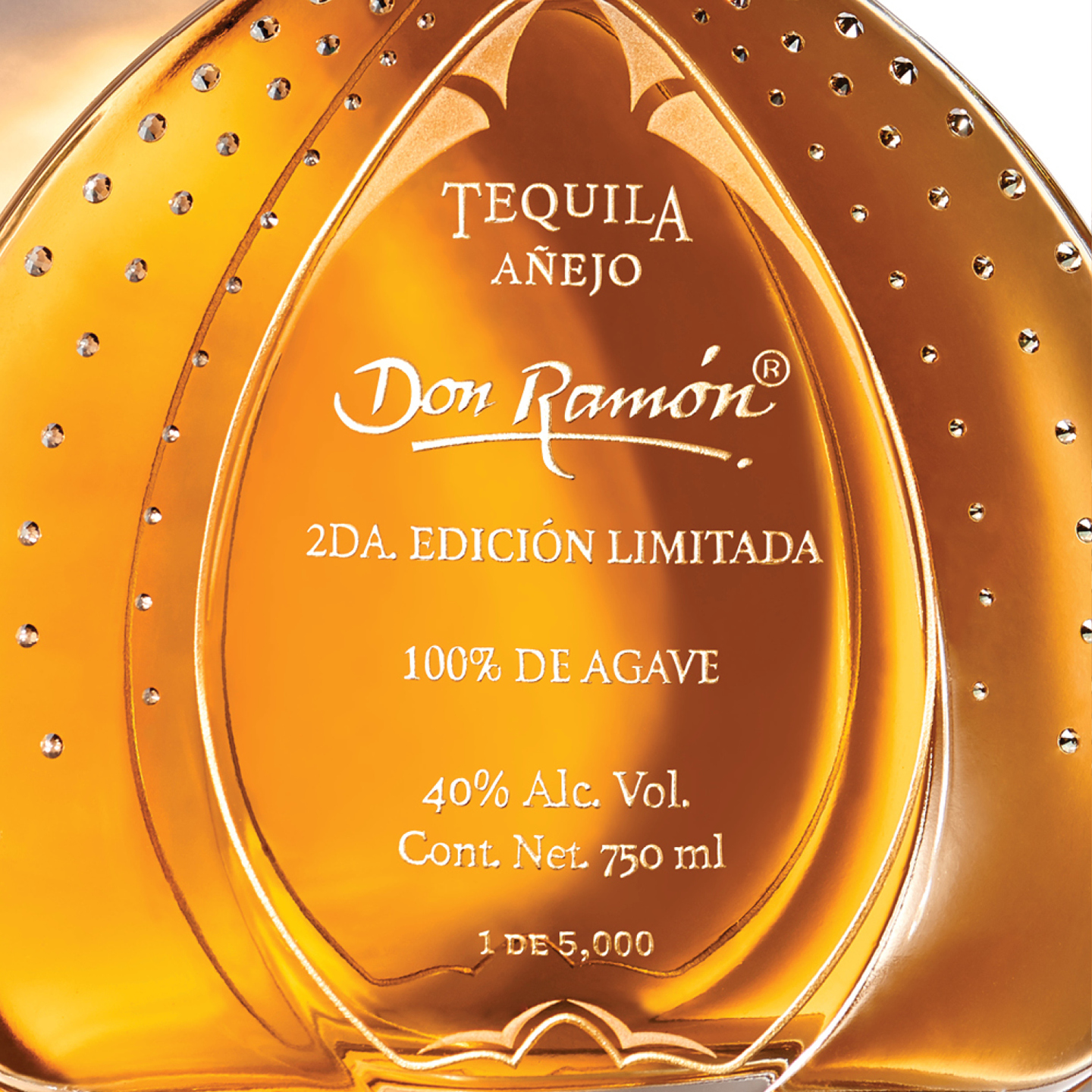 Tequila Don Ramón Limited Edition Añejo