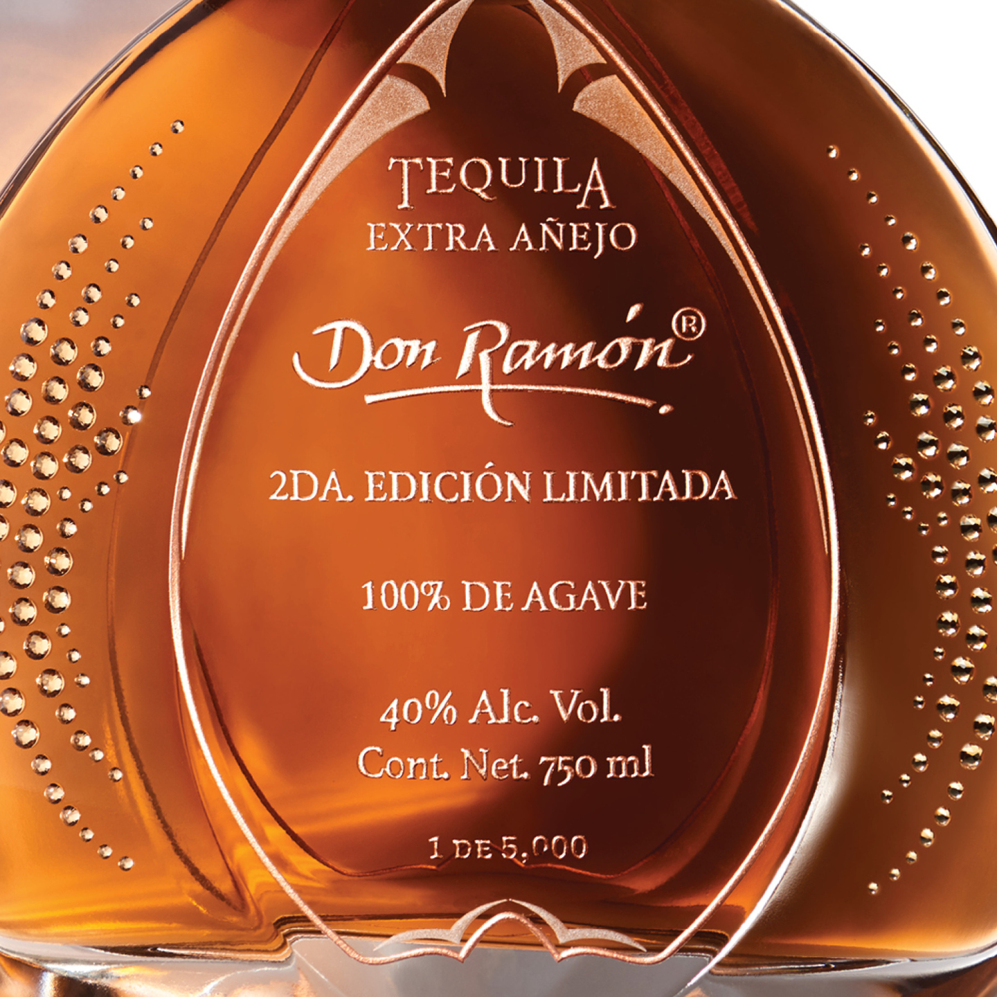 Tequila Don Ramón Limited Edition Extra Añejo